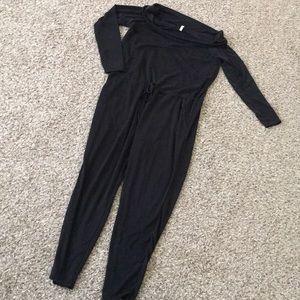 Fabletics Off Shoulder Jump Pant Suit
